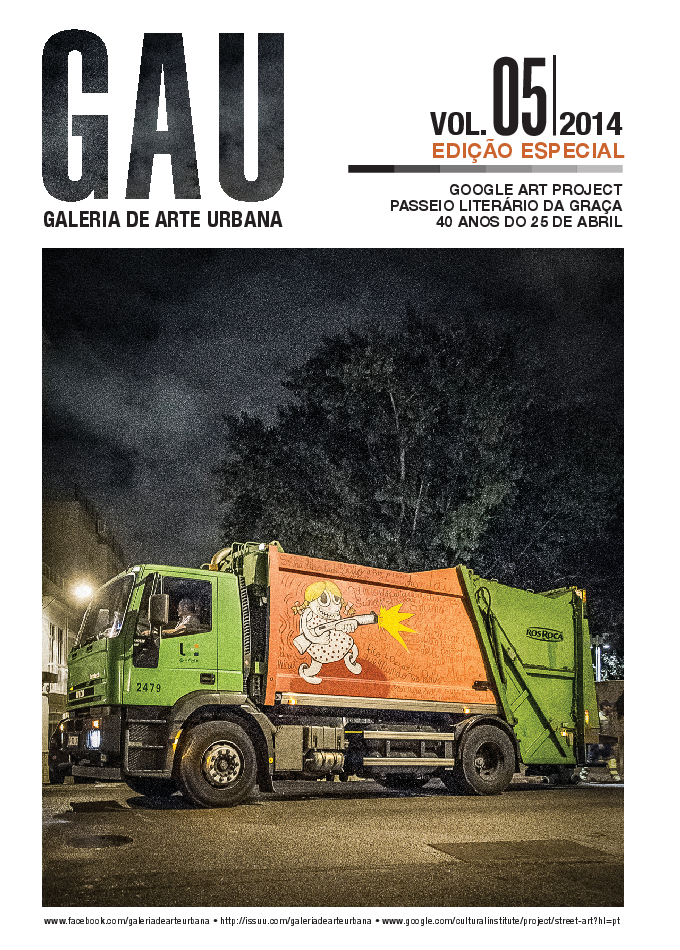 Revista GAU 5 vol 05 ago 2014