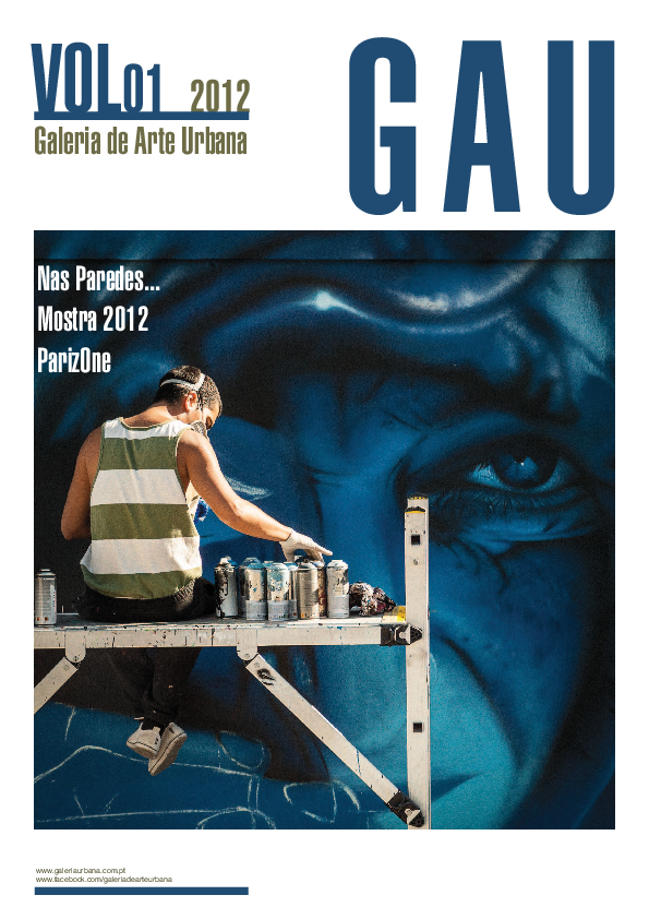 Revista GAU vol 01 2012