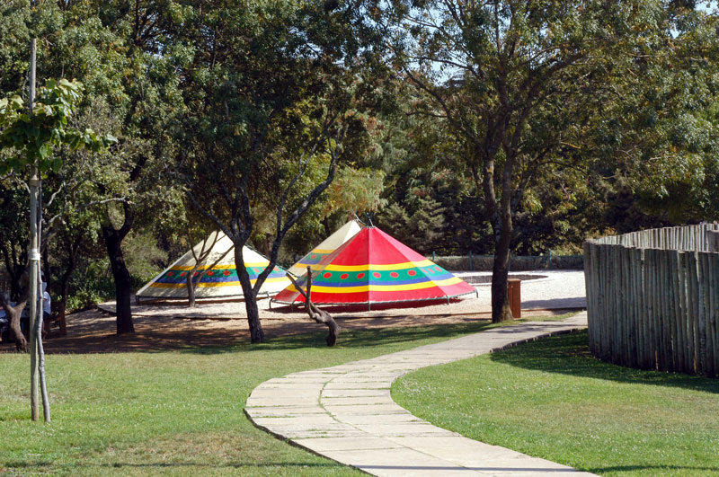 Parques Recreativos